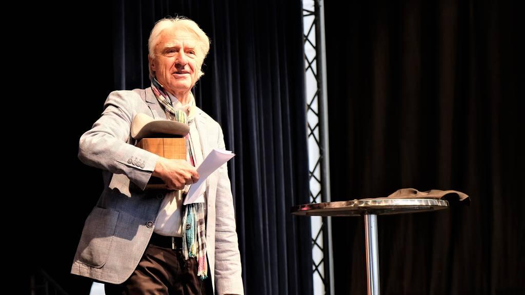 Gauner erbeuten Spendengelder im Namen von Emil Steinberger