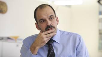Alberto Fabbri ist Erster Basler Staatsanwalt, könnte aber schon bald in Bellinzona tätig sein. (Archiv)