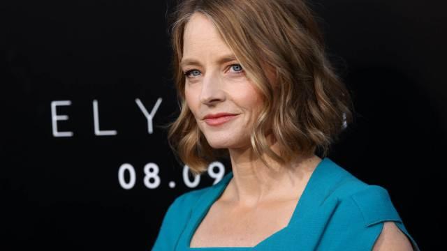 """Jodie Foster bei der Vorstellung ihre Films """"Elysium"""" (Archiv)"""