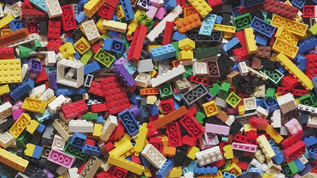 Diese App scannt Lego-Steine und gibt Bauvorschläge