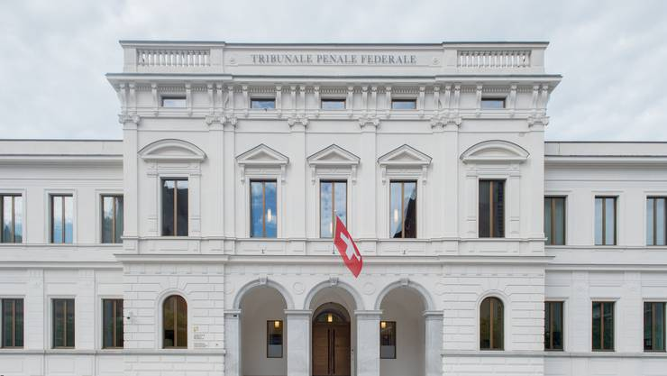 Das Bundesstrafgericht in Lausanne kommt nicht aus den Schlagzeilen.