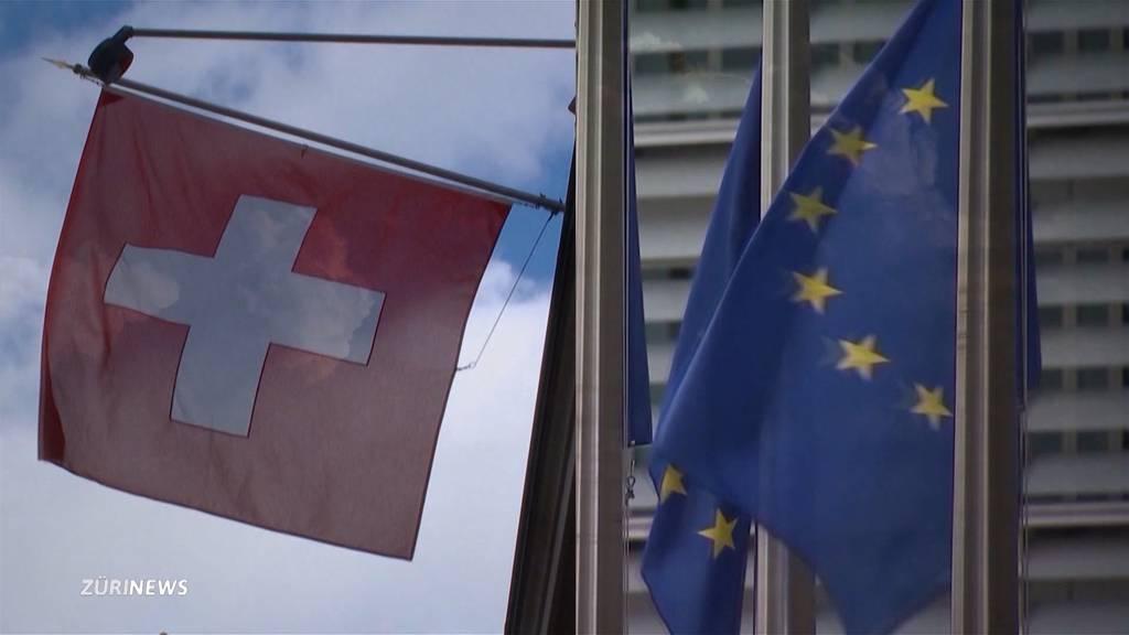 EU-Rahmenabkommen droht zu scheitern