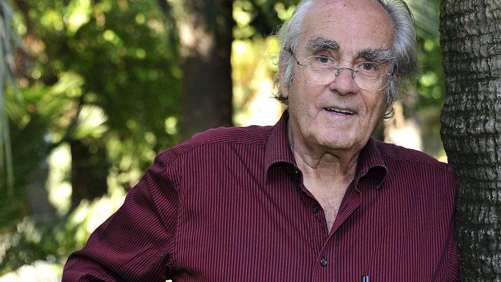 Der verstorbene französische Filmkomponist Michel Legrand wurde unter anderem durch die Filmmusik zu «Die Regenschirme von Cherbourg» und «Yentl» bekannt. (Archivbild)