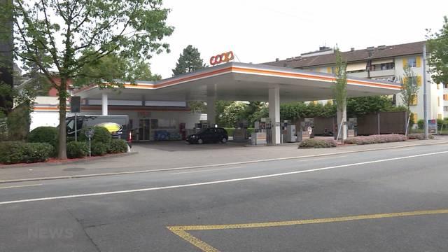 FCZ-Fans raubten Coop-Tankstelle in Bern aus