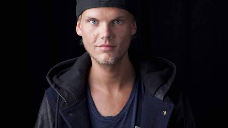 Fand seine letzte Ruhe in Stockholm: der im April im Oman verstorbene schwedische Star-DJ Avicii. (Archivbild)
