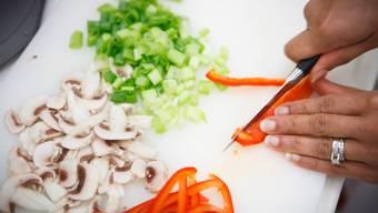 Veganes Essen soll besser verdaulich sein, für Sportler ein Pluspunkt. (Symbolbild)
