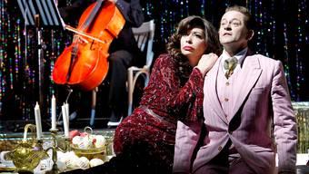 Was macht Glück aus – und wie lange hält es an? Birgit Hupfeld/Theater Basel