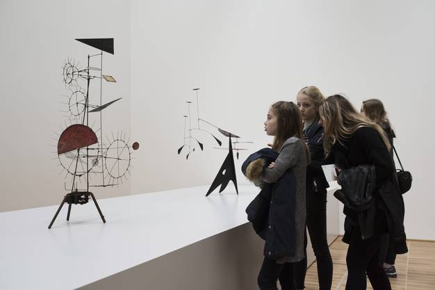 Open House anlässlich der Eröffnung des erweiterten Kunstmuseums mit dem Neubau von Christ & Gantenbein.
