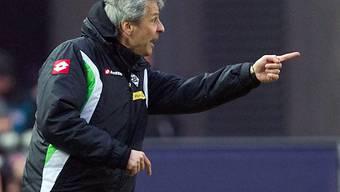 Ein Punkt für Lucien Favres Mönchengladbach