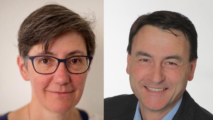 Linda Walter-Naef und Beat Späti wurden beide vom Vorstand der Ortspartei nominiert.