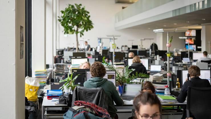 Vor allem die News- und Kommunikationsbranche wären vom neuen Arbeitsgesetz betroffen.