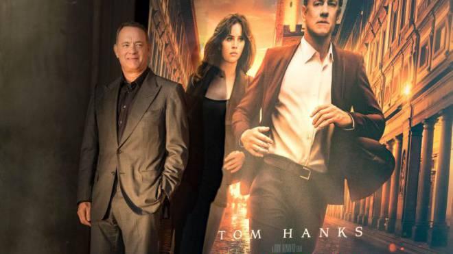 «Ich könnte nie den härtesten Kerl der Welt spielen»: Tom Hanks am Donnerstag anlässlich der Vorstellung des Films «Inferno» in Florenz. Foto: Getty Images