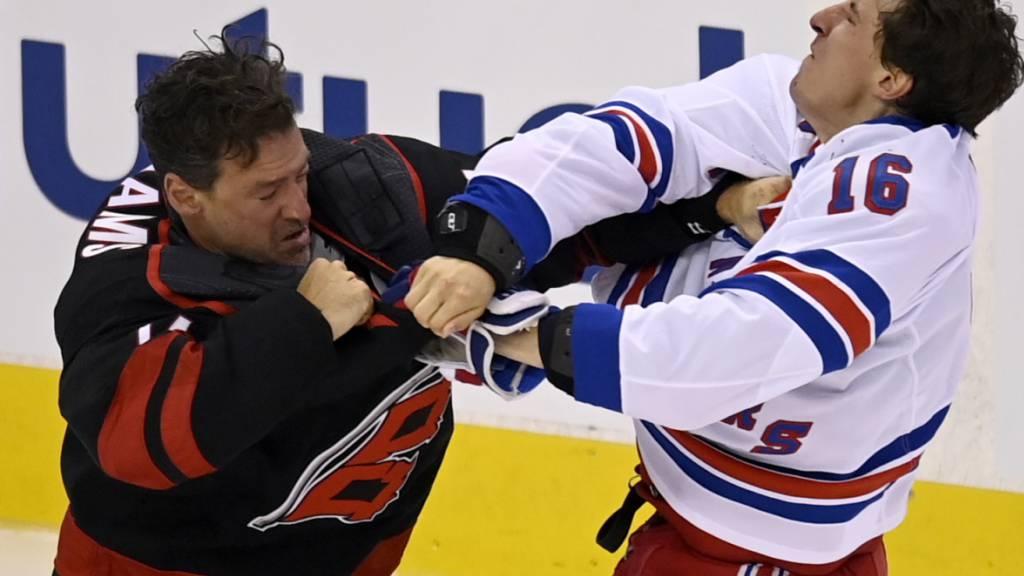 Carolina und Niederreiter siegen beim NHL-Restart