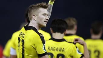 Dortmunds Torschütze zum 2:0: Marco Reus