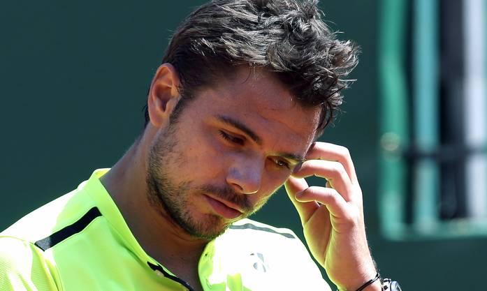Wawrinka scheitert in Monte Carlo an Nadal.