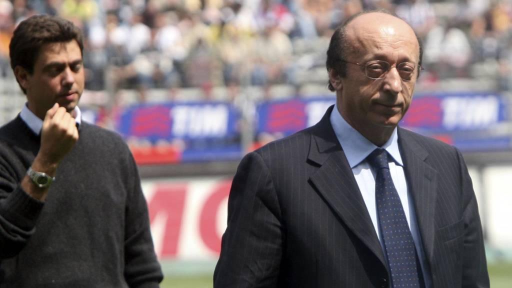 Wie «Lucky Luciano» Juventus Turin zum Gewinnen brachte