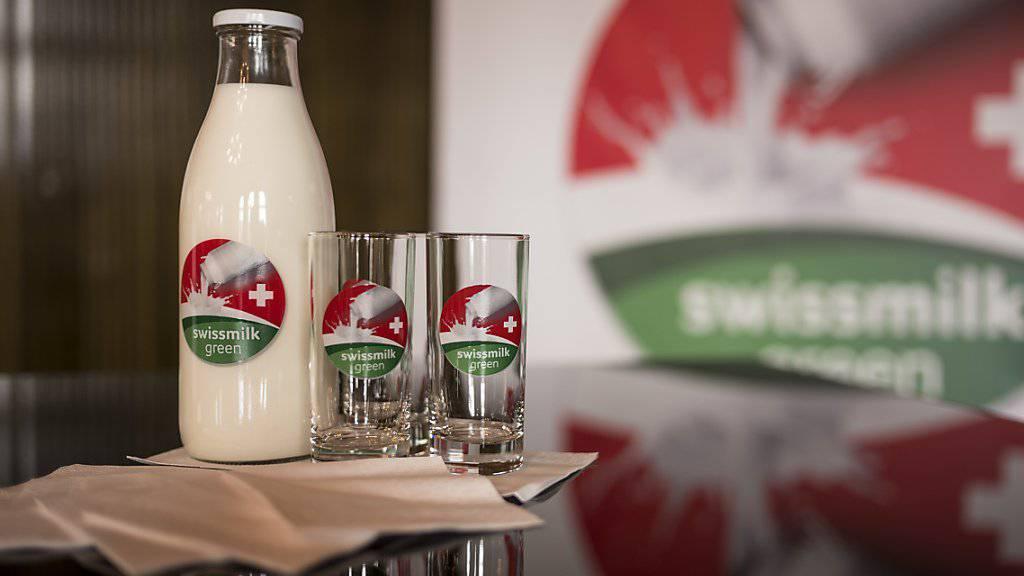 Milchbranche für mehr Nachhaltigkeit