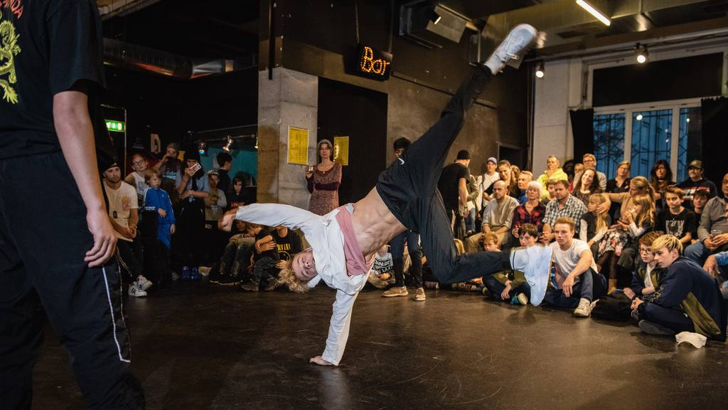 Breakdance-Battle Flon