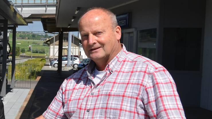 Gemeindeammann Michael Weber gerät ebenfalls in die Kritik.