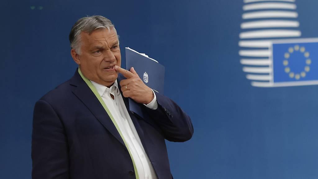 Reporter ohne Grenzen listet Orbán als Feind der Pressefreiheit auf