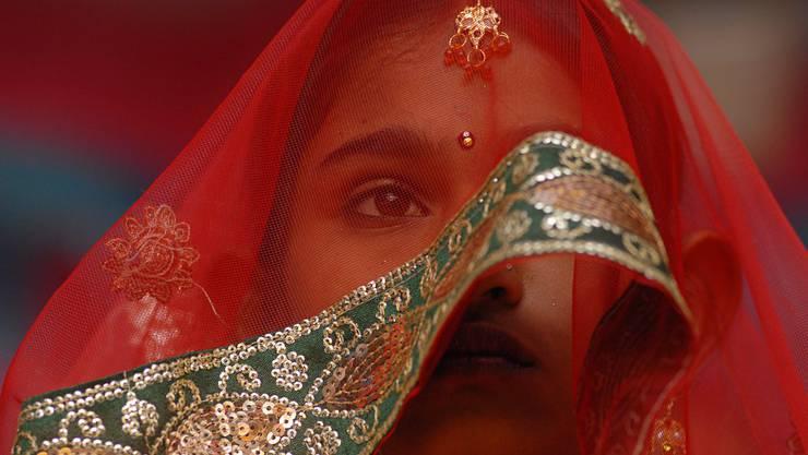 Zwangsheiraten sind vor allem in den ärmeren Gegenden der Welt verbreitet – oft, wenn Eltern nicht mehr ihre ganze Familie durchbringen können. (Archivbild)