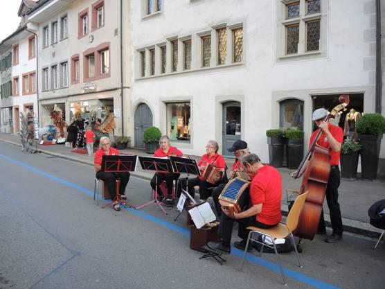 Strassenfest Tavolata in Bad Zurzach