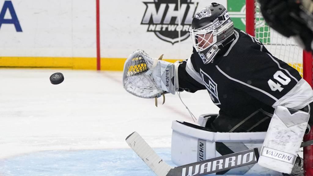 NHL treibt Planspiele zur Fortsetzung der Saison voran