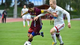 Martigny - Baden 1:0