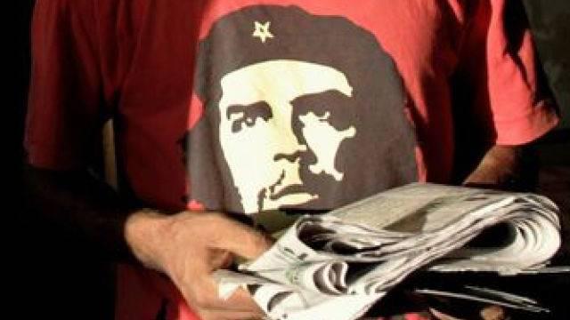 """Ein T-Shirt mit """"Che"""" erregt die Gemüter (Symbolbild)"""