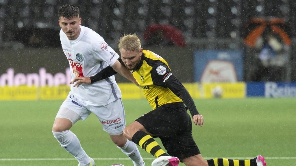 Der FC Luzern verliert gegen YB mit 2:5