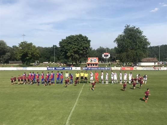 Am letzten Tag des Trainingslagers testet der FCB gegen Nürnberg.