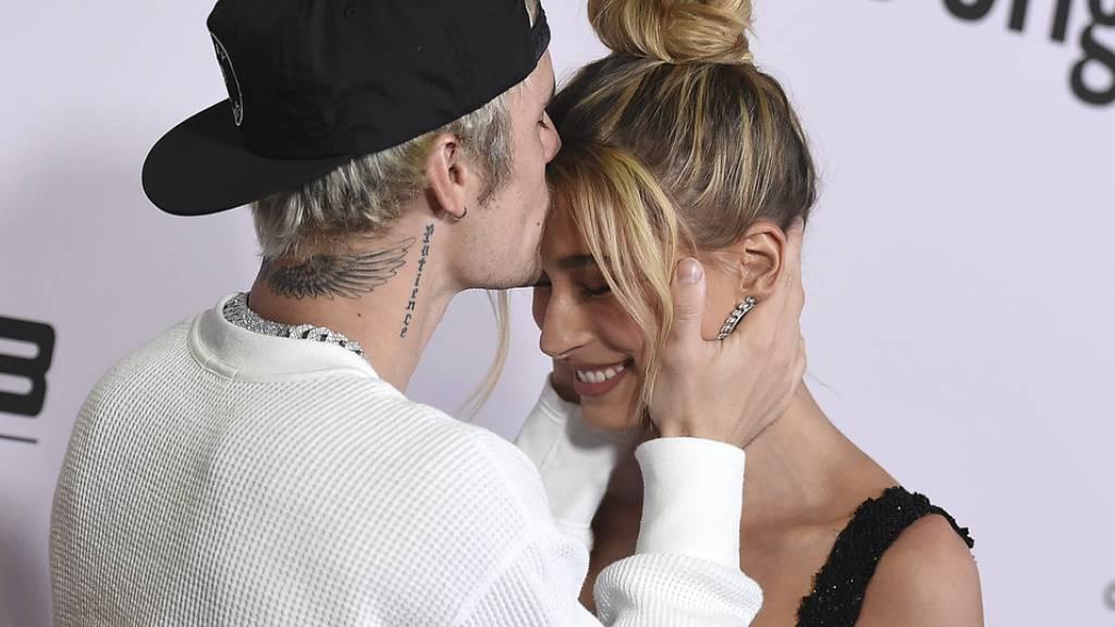 Justin Bieber wiederholt sich: Sein neues Album «Justice» ist eine weitere Liebeserklärung an seine Ehefrau Justin Hailey Baldwin Bieber.