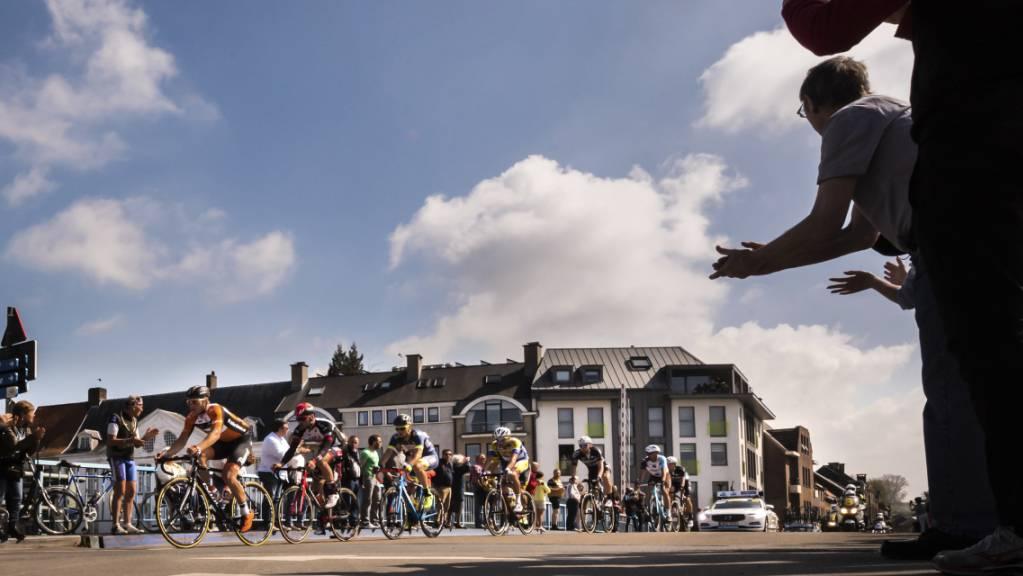 Die Strassen-WM 2021 findet im Radsport-Mekka Flandern statt.