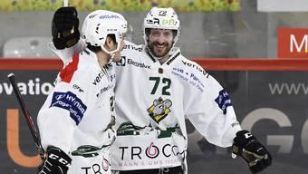 Swiss League, 29. Runde,  EHC Visp - EHC Olten (21.12.2019)
