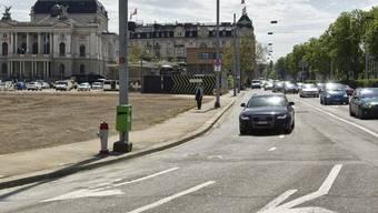 Nun soll das Verwaltungsgericht prüfen, ob ein Abbau einer Spur Auswirkungen auf den Verkehr hat