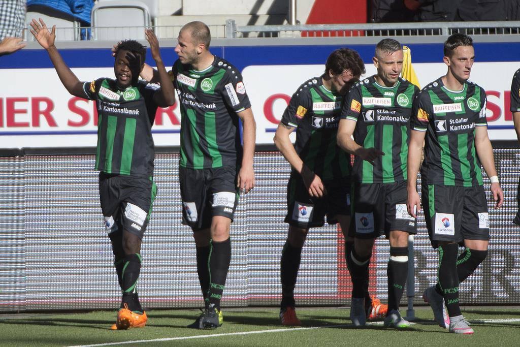 Das 1:0 für den FCSG fiel völlig entgegen dem Spielverlauf. (© FM1Today.ch)
