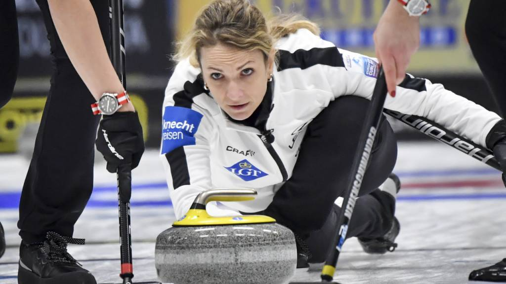 Hoher Auftaktsieg der Schweizer Curlerinnen