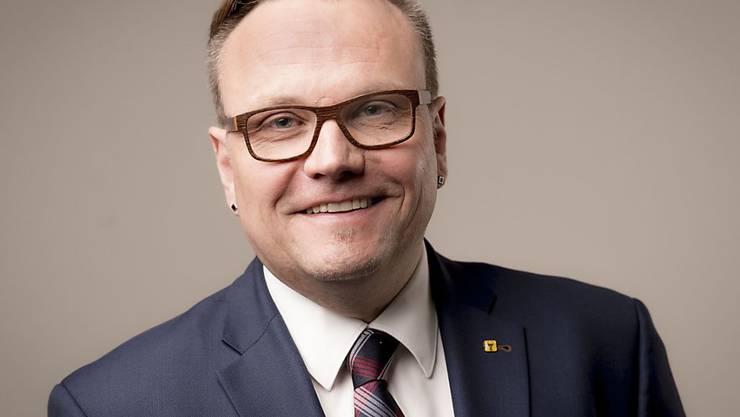 Erhält nach zwei Jahren in der Urner Regierung im Kollegium bereits den Vorsitz: Der FDP-Regierungsrat Roger Nager ist zum Landammann gewählt worden.