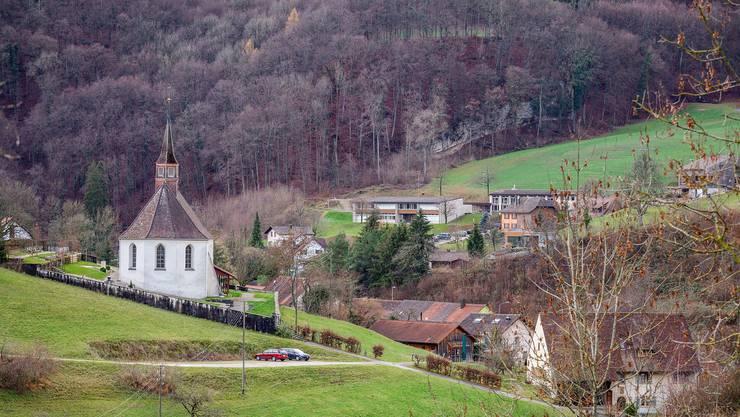 Unten im Dorf (Bild) ist die Lust, mit Aarau zu fusionieren, kleiner als im Ortsteil Asp