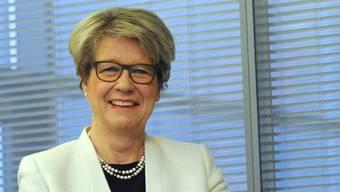 Freut sich auf mehr Zeit für sich und ihr Enkelkind: FDP-Nationalrätin Corina Eichenberger. Sie tritt auf Ende der Legislatur zurück. RAN