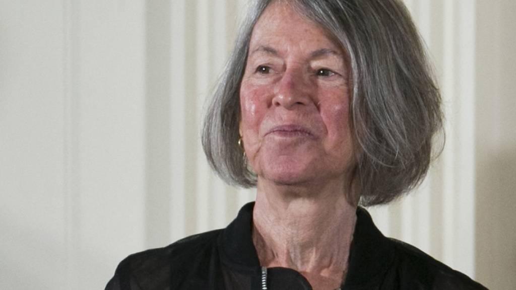 Louise Glück erhält den Literaturnobelpreis 2020