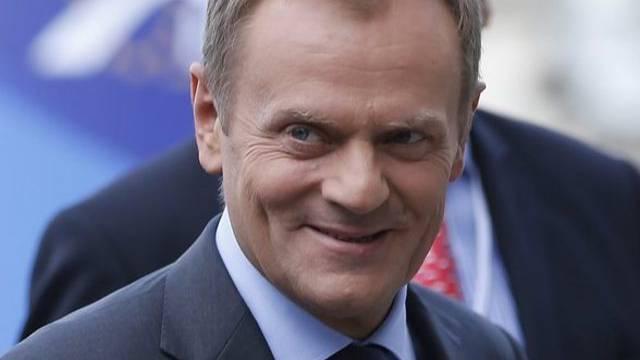 Der polnische Ministerpräsident Donald Tusk (Archiv)