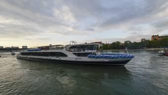"""Kopie von Das neue Flaggschiff """"Unser Schiff"""" der BPG"""