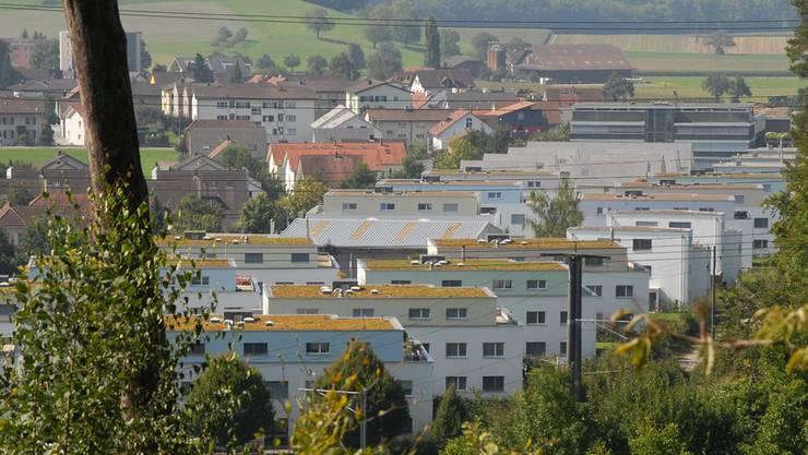 Kantonale Prognosen besagen, dass Fislisbach in den kommenden rund zehn Jahren um bis zu 500 Personen wachsen könnte. AZ/Archiiv WAL