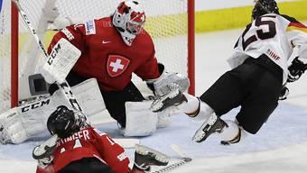 Dem Schweizer Frauen-Nationalteam droht an der WM im amerikanischen Plymouth der Abstieg aus der Top-Division
