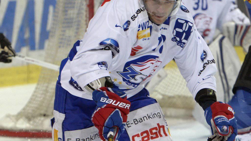 Daniel Schnyder zieht nach gesundheitlichen Problemen einen Schlussstrich unter seine Karriere als Eishockey-Profi