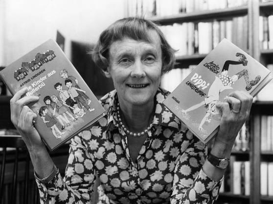 Astrid Lindgren Kinderbuchautorin