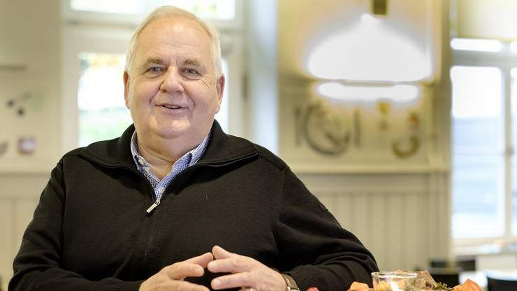 Er wagt auch Neues in der Krise: Grossbeizer Toni Brüderli.
