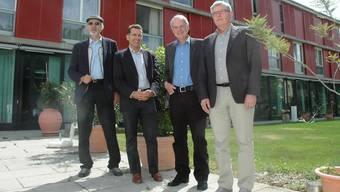 Das Siegerprojekt für das «Neue Wohnheim Hausen» ist auserkoren.