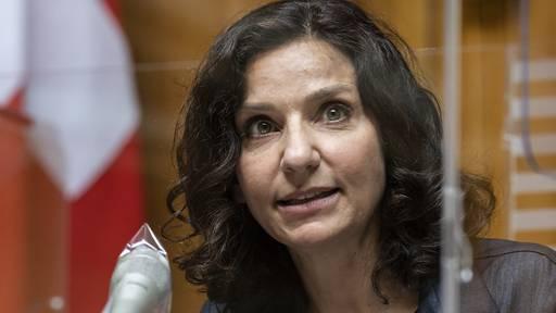 Aargauer SP-Präsidentin Gabriela Suter kündigt Rücktritt an